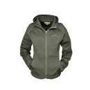 Hubertus Damen Sweatjacke in Strickoptik XS