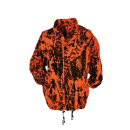 Warn Überjacke DRÜCKJAGD 8XL 163 orange