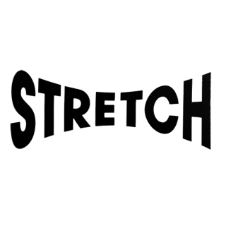 Stretch-Jeans mit Beintasche 34